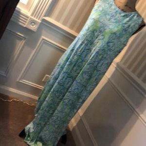 SUMMER SALE!!  J Jill maxi dress